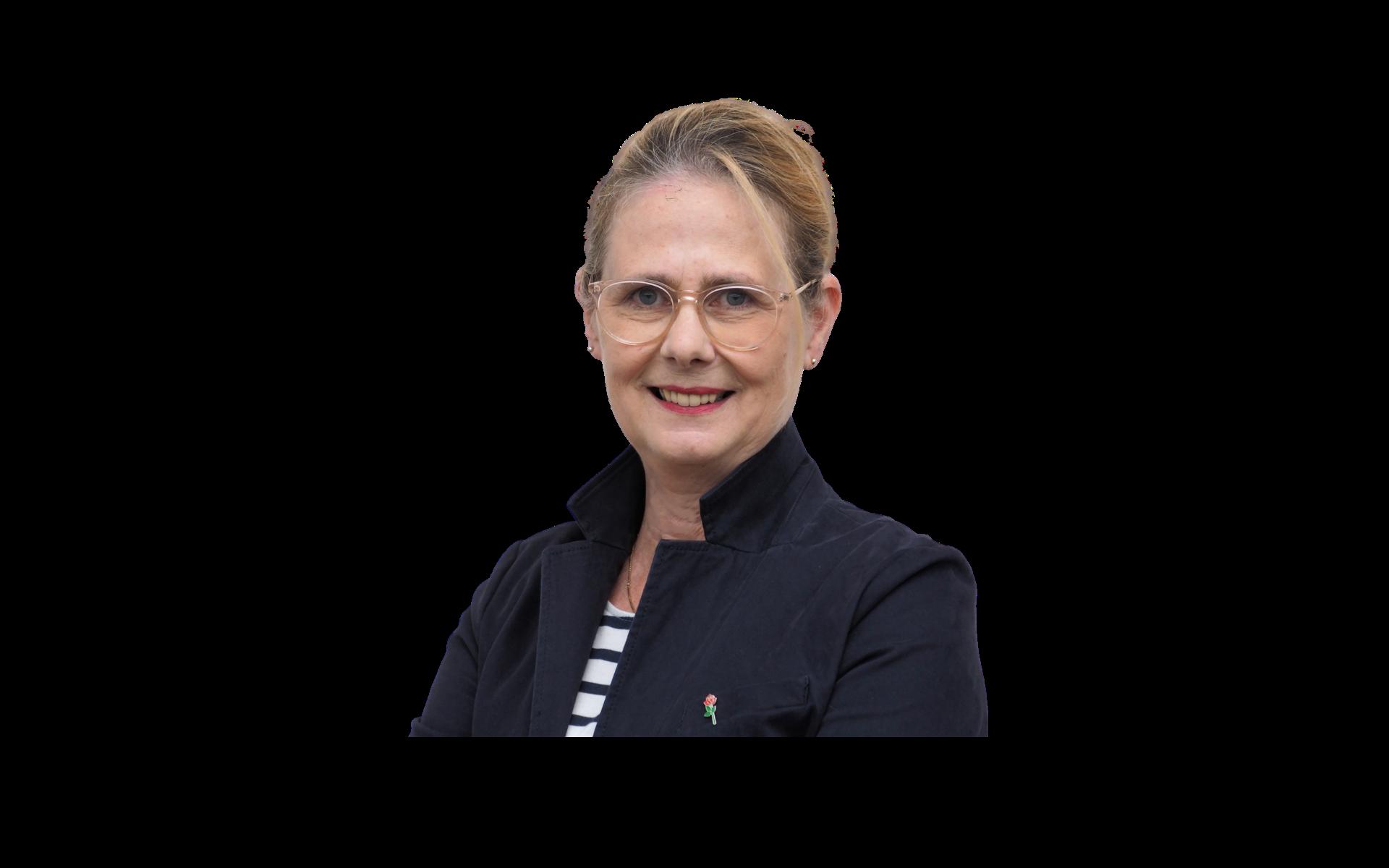 Peggy Keller - Ihre Ratskandidatin für die List.