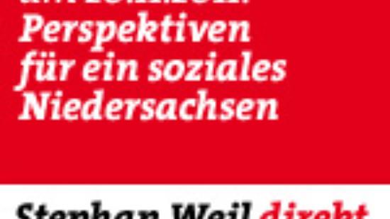 Stephan Weil direkt.